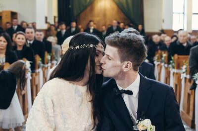 Cudowny reportaż ślubny Edyty i Kuby. Przepiękny dzień, pełen wzruszeń, uśmiechu i tradycji.