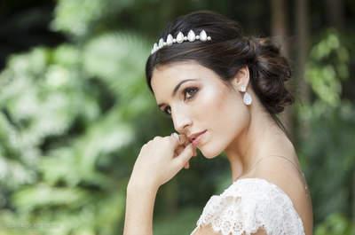 Mini guia para escolher a joia perfeita do seu look de noiva: 17 dicas de uma expert!