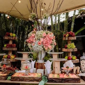 Créditos: Q'branta Gourmet Eventos & Catering