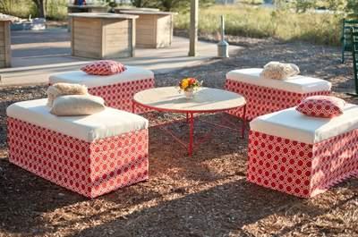 5 kreative ideen f r die sommerhochzeit 2016 so wird die feier im freien ein echter hingucker. Black Bedroom Furniture Sets. Home Design Ideas