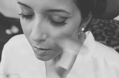 10 cuidados com a maquiagem de noiva