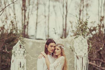 Gipsy chic: decora tu boda con los toques de esta mística y colorida tendencia