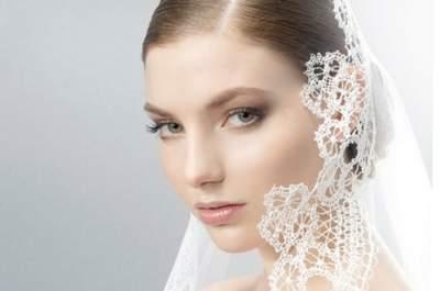 Hermosos velos de novia 2013 de Jesús Peiró