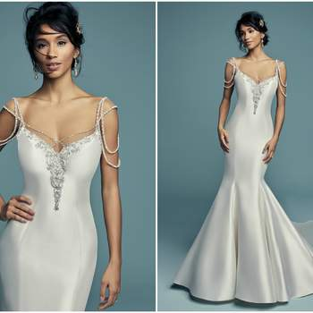 Gentry. Credits: Maggie Sottero