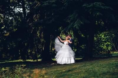 Ustrzelili swoją miłość na...strzelnicy. Piękny reportaż ślubny!