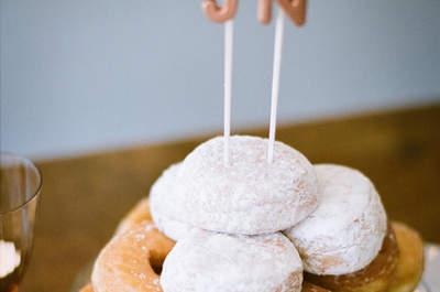 Les 8 gâteaux de mariage auxquels vous n'auriez jamais pensé !