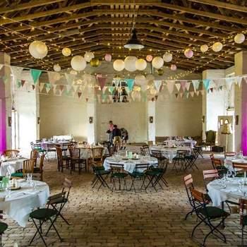 Credits: Gut Sarnow - Hotel, Restaurant und Reitstall