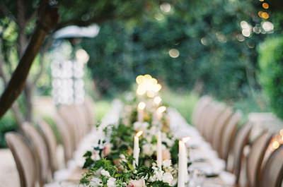 Les décorations de table pour votre mariage en 2016 : Découvrez les grandes tendances qui marqueront vos invités