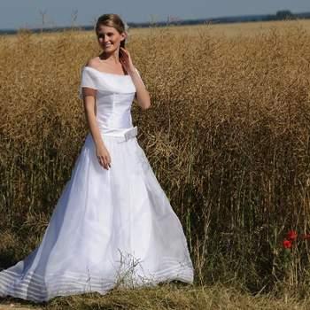 Robe de mariée Catherine Varnier - Modèle Charley