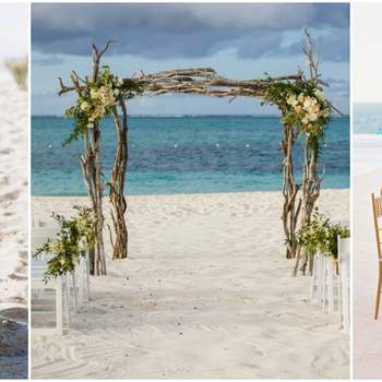 Beach Wedding Décor 2017: Decorate your Dream Day in Paradise