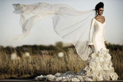 Los 8 mejores diseñadores de vestidos de novia de Sevilla