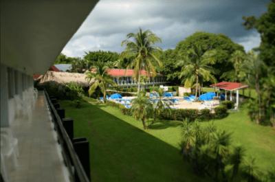 Foto: Hotel Misión Palenque