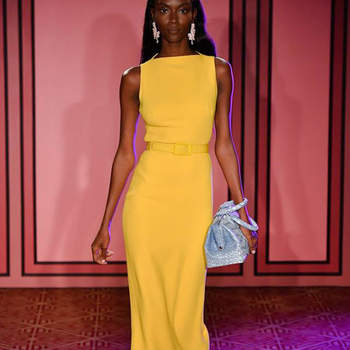 New York Fashion Week S/S 2018. Credits: Brandon Maxwell