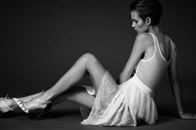 Zapatos de novia Bionda Castana: moda en tus pies