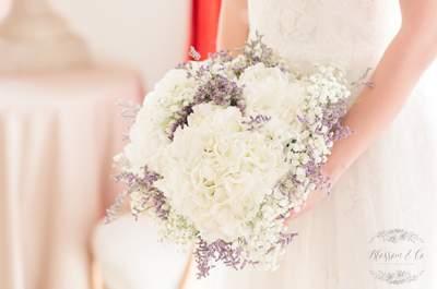 Une inspiration provençale chic pour un mariage dans le Luberon
