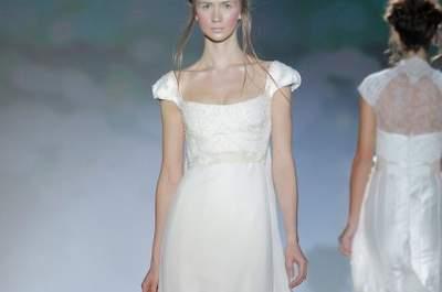 Klassische Brautkleider 2014