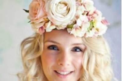 Haarkranz - eine zauberhafte Alternative zum Brautschleier
