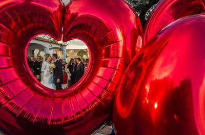 Espontaneidad, color y grandes emociones como protagonistas en tus fotos de boda