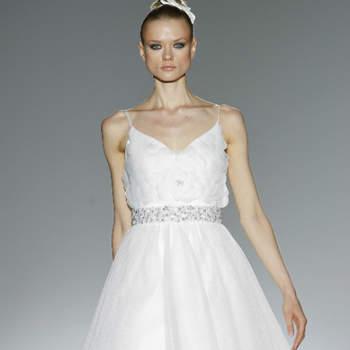 Vestido de noiva Franc Sarabia 2013