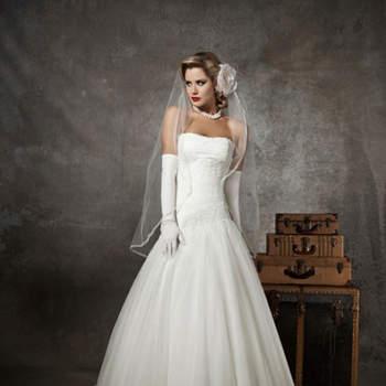 Vestido de noiva Justin alexander 2013: noivas elegantes.