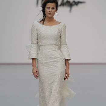 Fely Campo. Credits_ Madrid Bridal Week