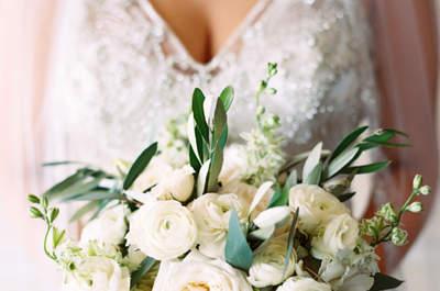 De mooiste trouwboeketten voor jouw trouwdag!