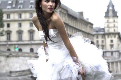 La Parisienne, la nueva colección de vestidos de novia desenfadados de Cymbeline