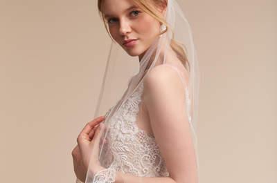 Der Brautschleier – ein wundervolles Accessoires, um den Look bei der Hochzeit zu vollenden