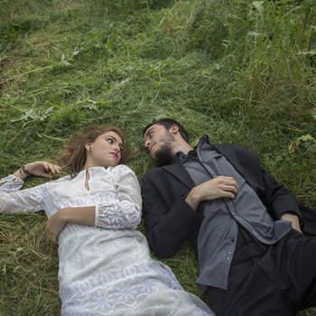 """""""La razón por la que los reportajes de boda en verano son especiales se debe, sencilla y principalmente, al tipo de luz.  Foto: Patricia Kanabe"""