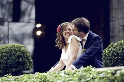 Joséphine et Alexandre : un mariage DIY aux 14 couleurs !