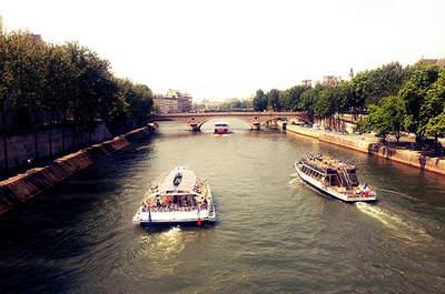 Una luna de miel de cuento en París