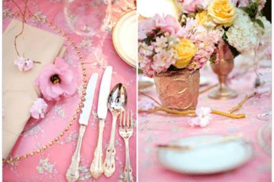 I colori di tendenza per un matrimonio 2014 – Foto credits & courtesy: Jessica Lewis