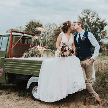 Styled Shoot: Natuurlijke Liefde | Foto: Tamara Coppens Fotografie