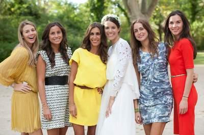 Les 4 outfits de l'invitée parfaite pour un mariage en 2015 !