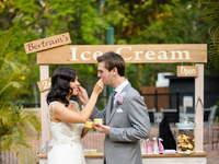 15 изобретательных идей для вашей свадьбы на природе