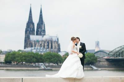 Die besten Hochzeitsfotografen für Köln und Umgebung – immer op Jück!