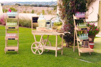 Kozinart: celebra tu boda en un espacio original con una gastronomía de lujo