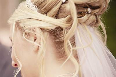 Five elegant and attractive alternatives to a traditional Bridal veil