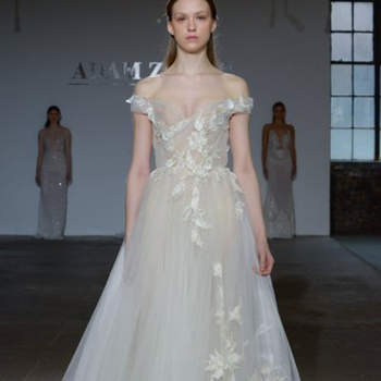 Adam Zohar. Credits: New York Bridal Week.