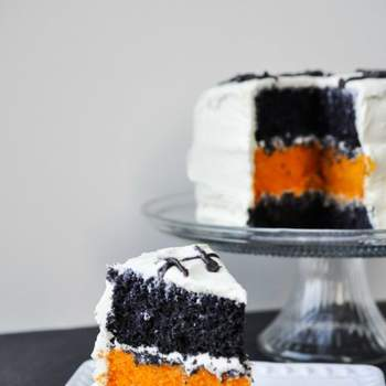 Photo : Jack Skellington Cake