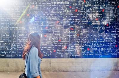 Mur Je t'aime, Paris - WikiCommons