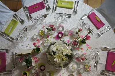 serviette table 1