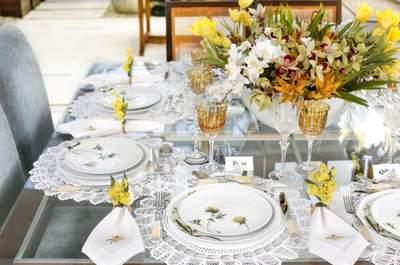 Siete consejos para que el menú de tu boda destaque. ¡Todos quedarán fascinados!