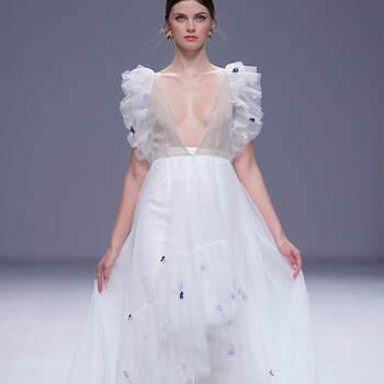 Beba´s closet. Credits: Barcelona Bridal Fashion Week.