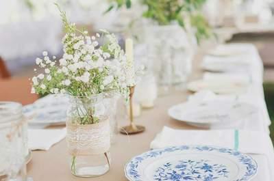 Que toalhas escolher para o seu casamento? Inspire-se nestas ideias e surpreenda os convidados.
