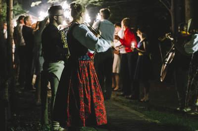Reportaż ślubny z górskiego plenerowego ślubu Alicji i Michała. Sprawdź koniecznie!