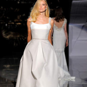 Cabotine. Credits- Barcelona Bridal Fashion Week (