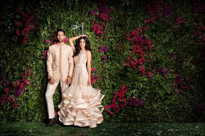 Marvelous Bridal Collection of Shyamal and Bhumika 2017: Have a look