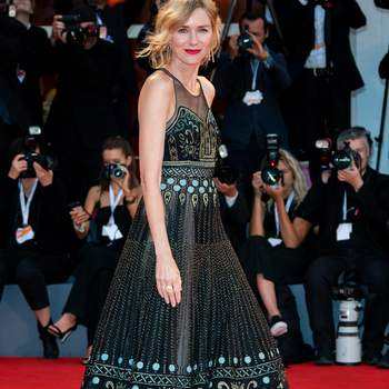Naomi Watts walks the red carpet ahead of the 'Suspiria' screening during the 75th Venice Film Festival at Sala Grande on September 1, 2018 in Venice, Italy. //VULAURENT_LVU20180901-0408/Credit:Laurent VU/SIPA/1809020144