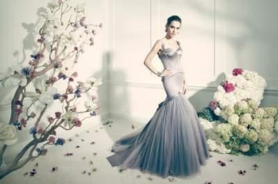 Los vestidos de novia 2014 de la colección